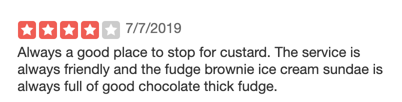 ritters-ice-cream franchise reviews 3