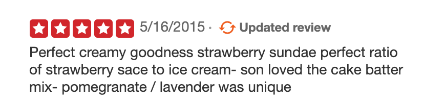 ritters-ice-cream franchise reviews 5